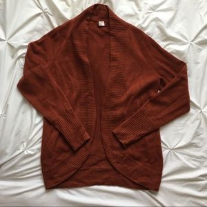 Cashmere Wrap Cardigan